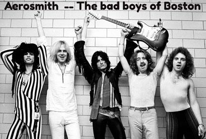 Aerosmith band