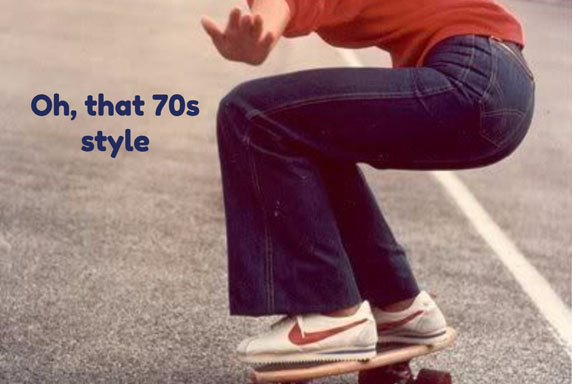 Oh that 70s style