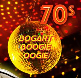 Bogart Boogie Oogie disco ball