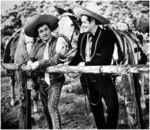 The Cisco Kid and Poncho