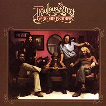 The Doobie Brothers Toulouse Street album cover