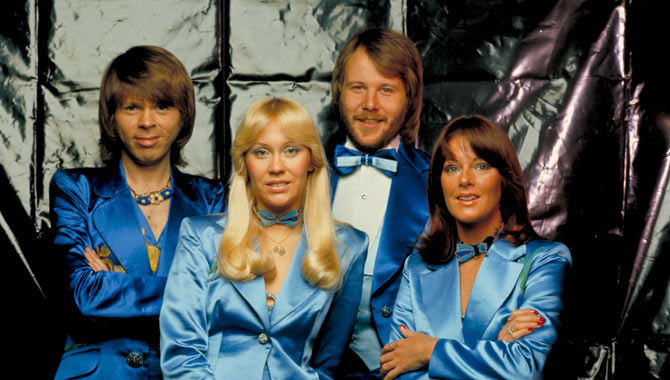 ABBA's Dancing Queen