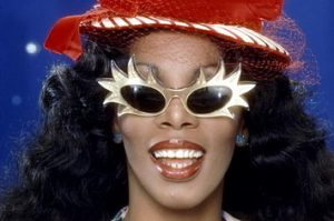Donna Summer's Hot Stuff
