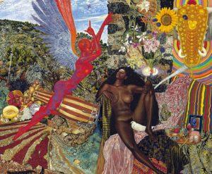 Santana's Black Magic Woman and Gypsy Queen