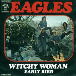 The Eagle's Witchy Woman