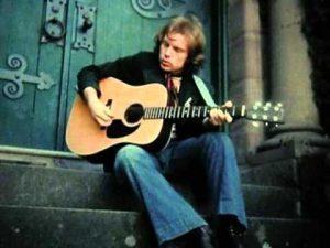 Van Morrison's Moondance