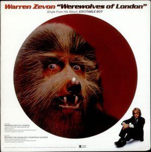 Warren Zevon's Werewolves of London