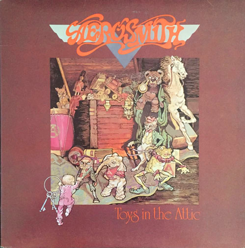 Aerosmith's Toys in the Attic