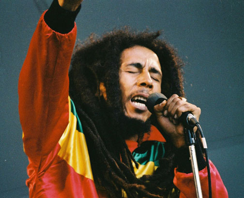 Bob Marley and The Wailers' I Shot the Sheriff