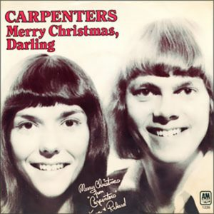 The Carpenters Merry Christmas Darling