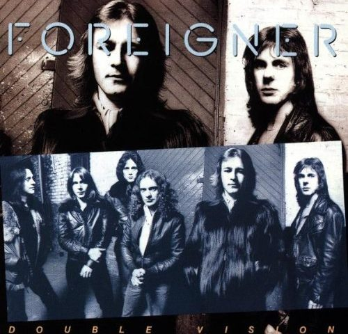 Foreigner's Hot Blooded from Double Vision album