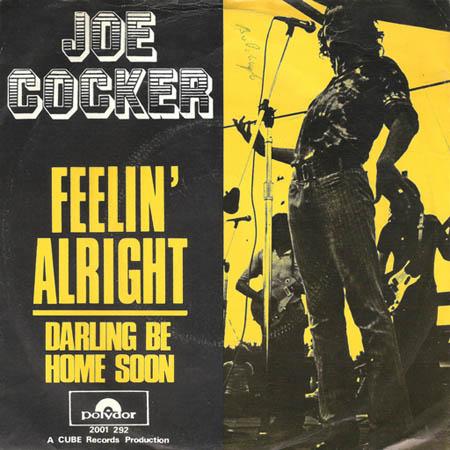 Joe Cocker's Feelin' Alright