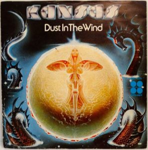 Kansas' Dust in the Wind