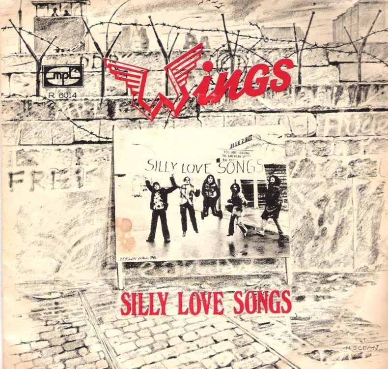 Wings Silly Love Songs