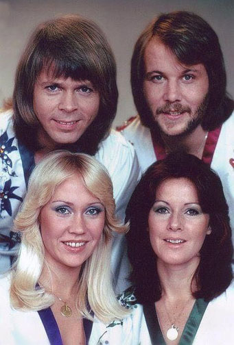 ABBA's Take a Chance on Me