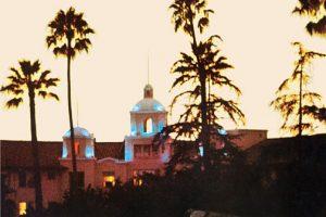The Eagles' Hotel California