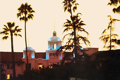 The Eagles' Hotel California