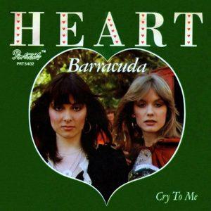 Heart's Barracuda