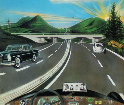 Kraftwerk's Autobahn