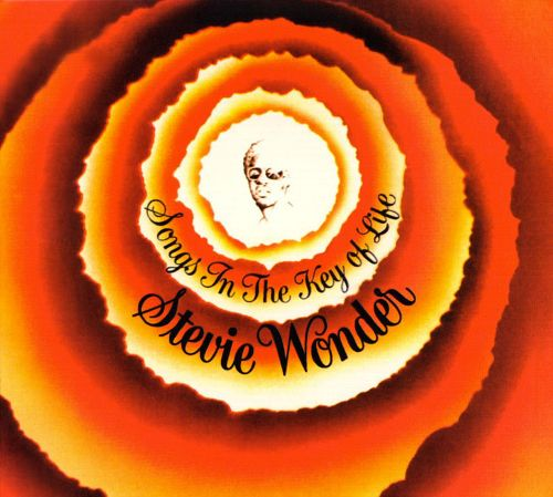 Stevie Wonder's Songs in the Key of Life