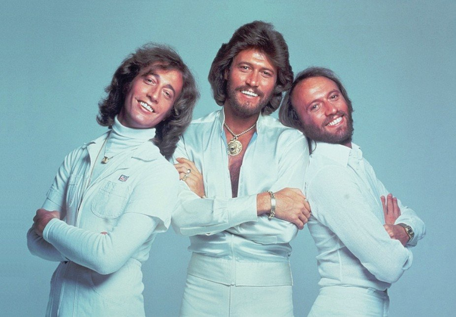 The Bee Gees Stayin' Alive