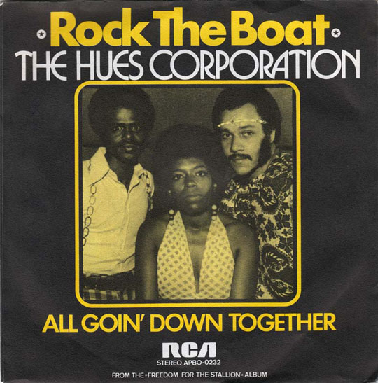 The Hues Corporation Rock the Boat