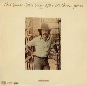 Paul Simon 50 Ways to Leave Your Lover