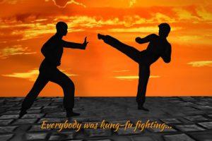 Carl Douglas Kung Fu Fighting