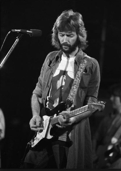 Eric Clapton I Show the Sheriff